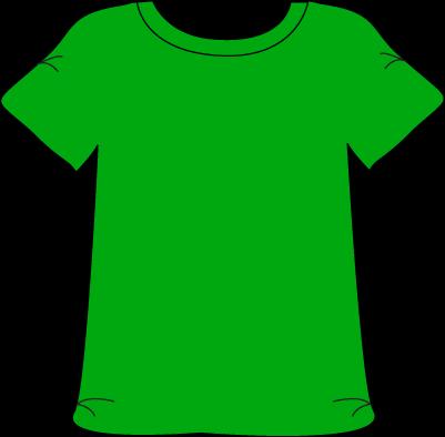 Blank T-shirt Clipart - Clipart Kid