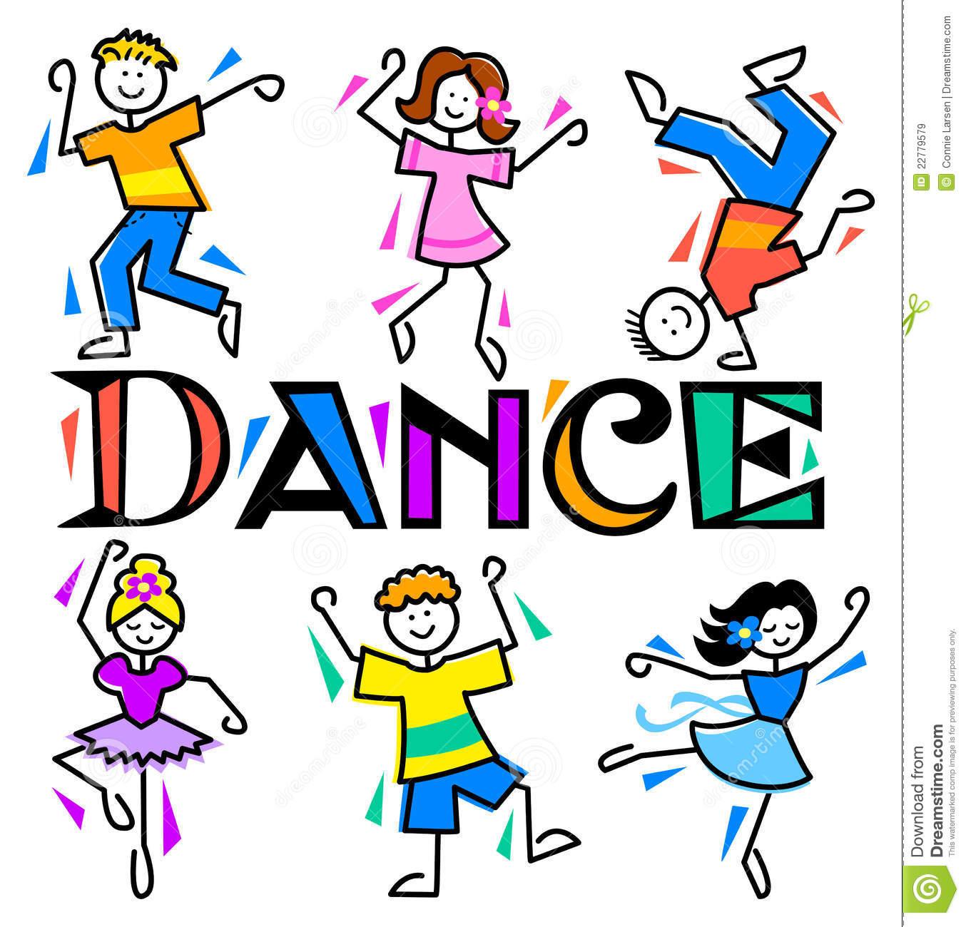 Kids Dance Party Clip Art   Clipart Panda   Free Clipart Images