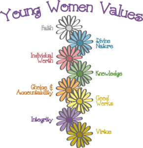 Lds Young Women Border Clipart   Cliparthut   Free Clipart