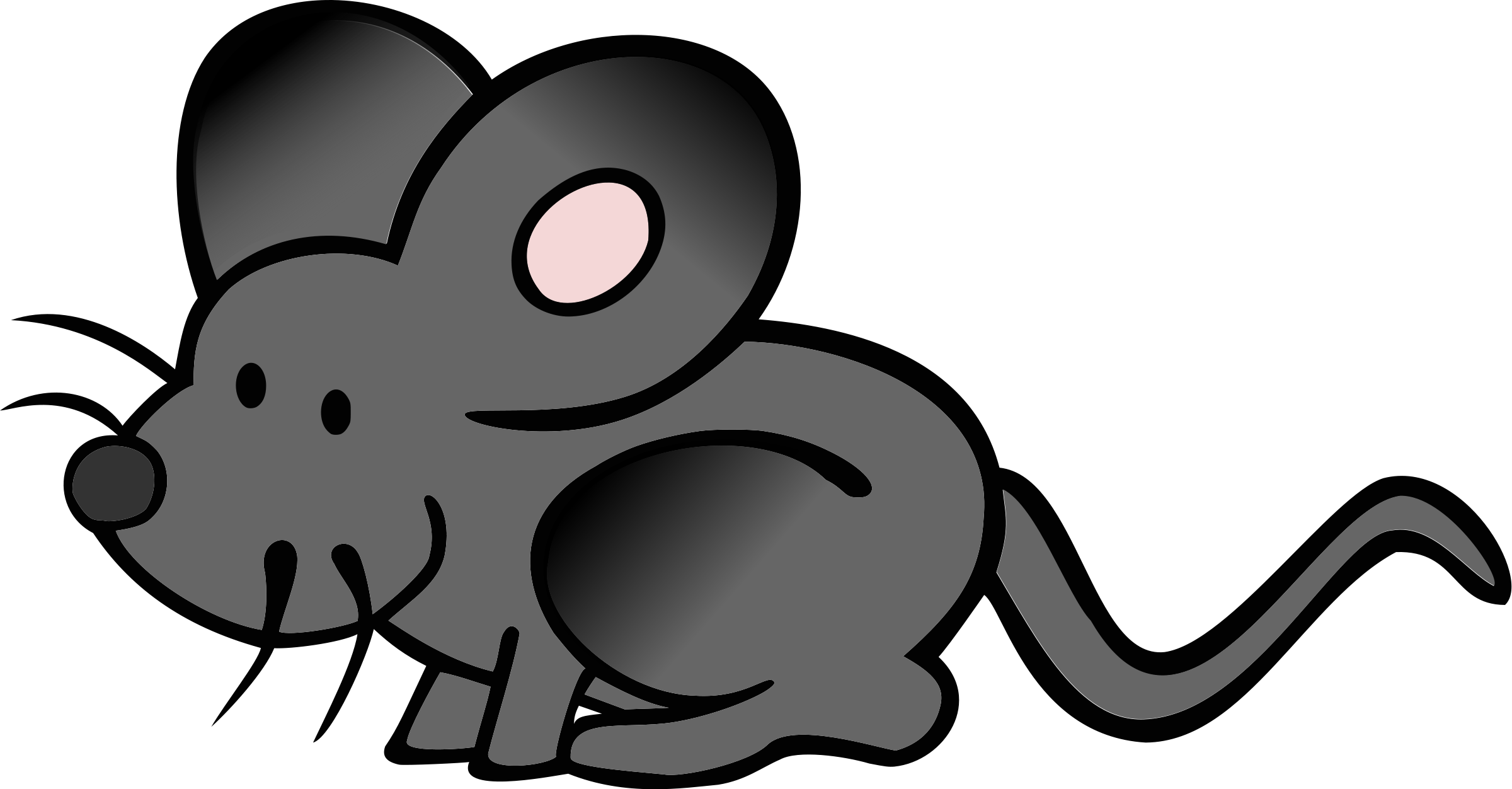 Mouse Cartoon Clipart Panda Free Clipart Images