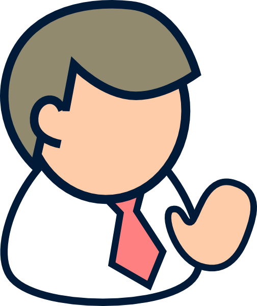 People Being Nice Clipart People Business Male Clip Art