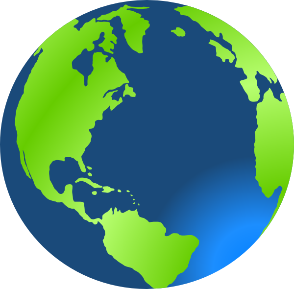 Planet earth clipart clipart suggest for Internet plante