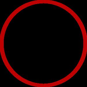 Red Circle Clip Art Cliparts