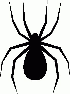 Spider clipart for kids - photo#18