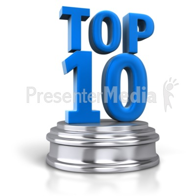 Top 10 Pedestal   Signs And Symbols   Great Clipart For Presentations