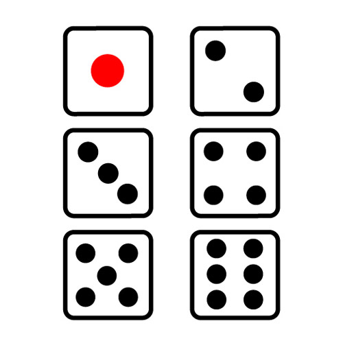 Dice Side Clipart - Clipart Suggest