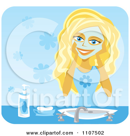 Face Wash Clipart