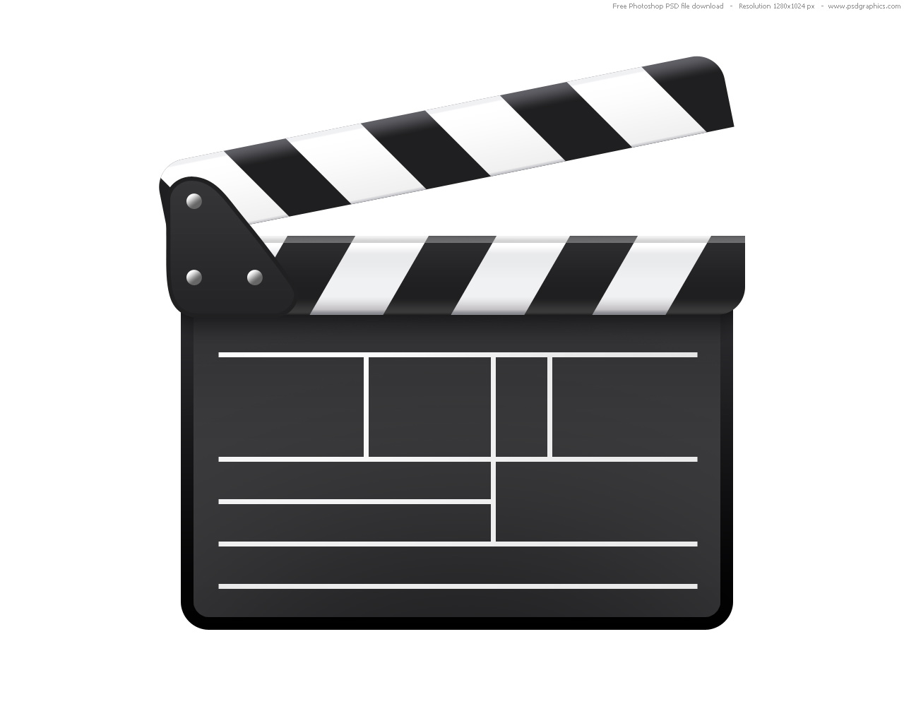 Movie Action Clipart - Clipart Kid