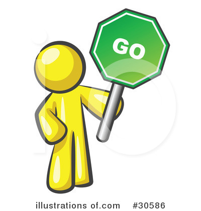 go sign clipart clipart suggest
