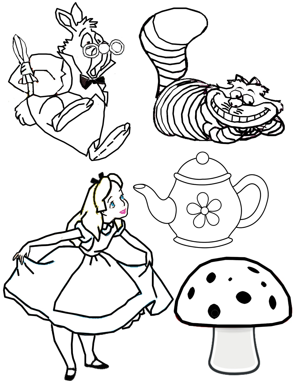 Mad Hatter S Tea Party On The 125 Day Of School