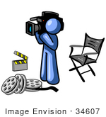 Movie Reel Templates Clipart   Cliparthut   Free Clipart