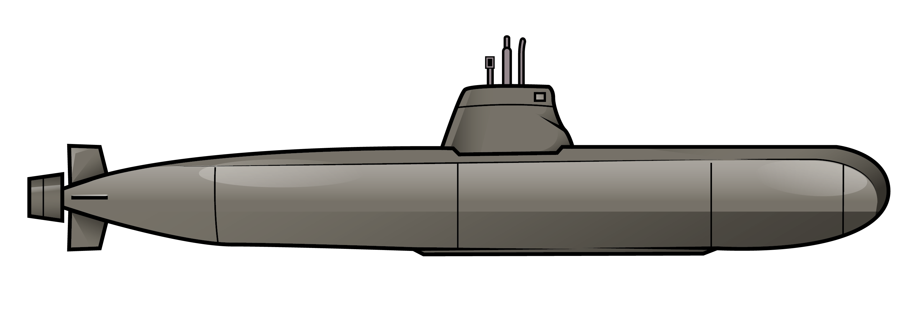 Navy Submarine Clipart - Clipart Kid