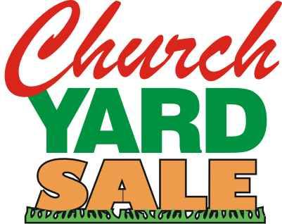 Church Yard Sales Or Fundraising Garage Sales Are My Second Least ...