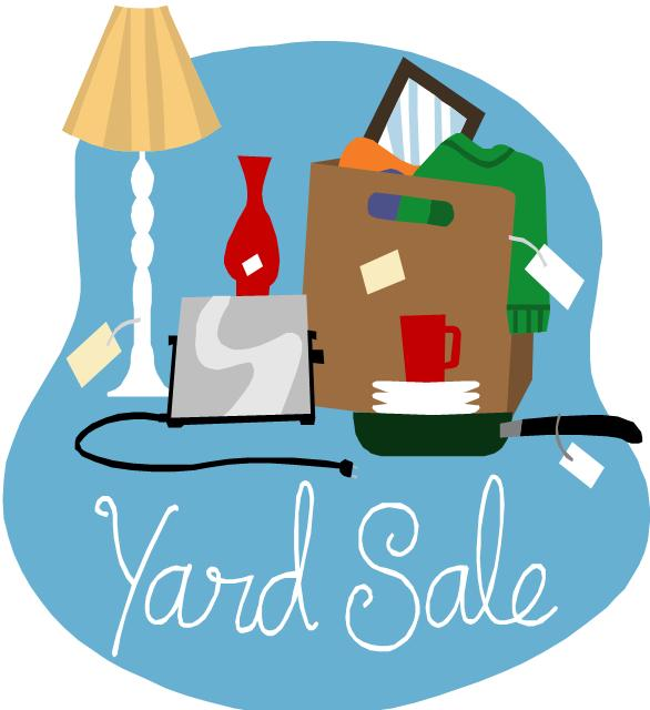 Yard Sale Flyers Clipart - Clipart Suggest