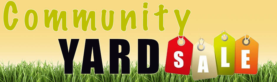 Community Yard Sales And Sidewalk Sales May 9 Welcome To Mountain ...
