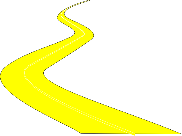 Curved Road Vector Curved Road Clip Art Vector #pRcSnU - Clipart Kid
