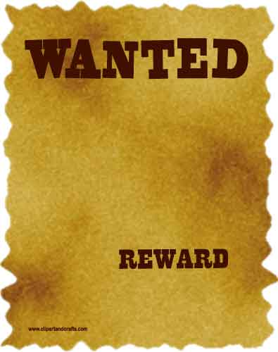 Free Printable Posters For Wanted   Dynasty