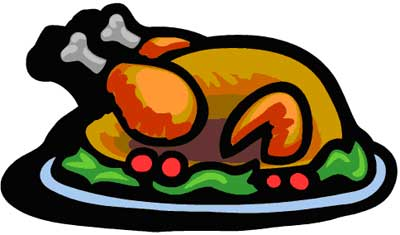 Clip Art Turkey Dinner Clipart turkey dinner clipart kid you ve heard it before keep hot food and cold foods s