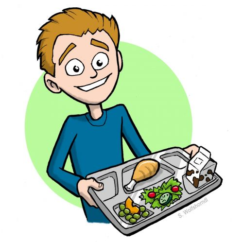 Cafeteria Clipart   Cliparts Co