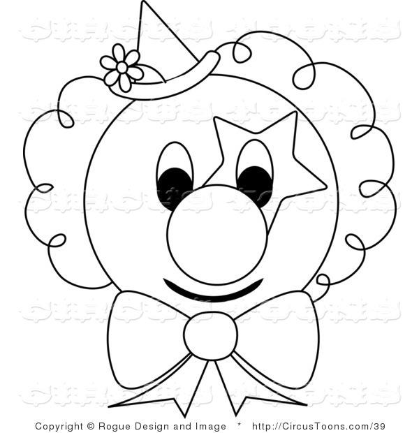 Как нарисовать лицо клоуна как нарисовать клоуна карандашом 74