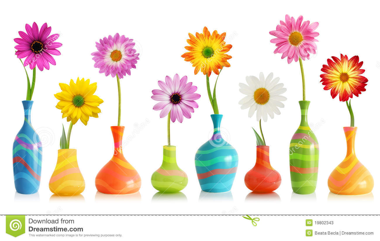 Flower Vase Clipart: Clipart Free Download