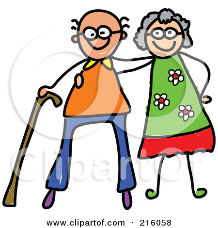 Go Back   Gallery For   Group Of Elderly People Clipart