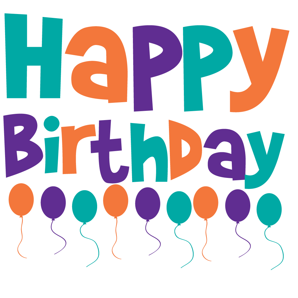 Happy Birthday Clipart   Clipart Panda   Free Clipart Images