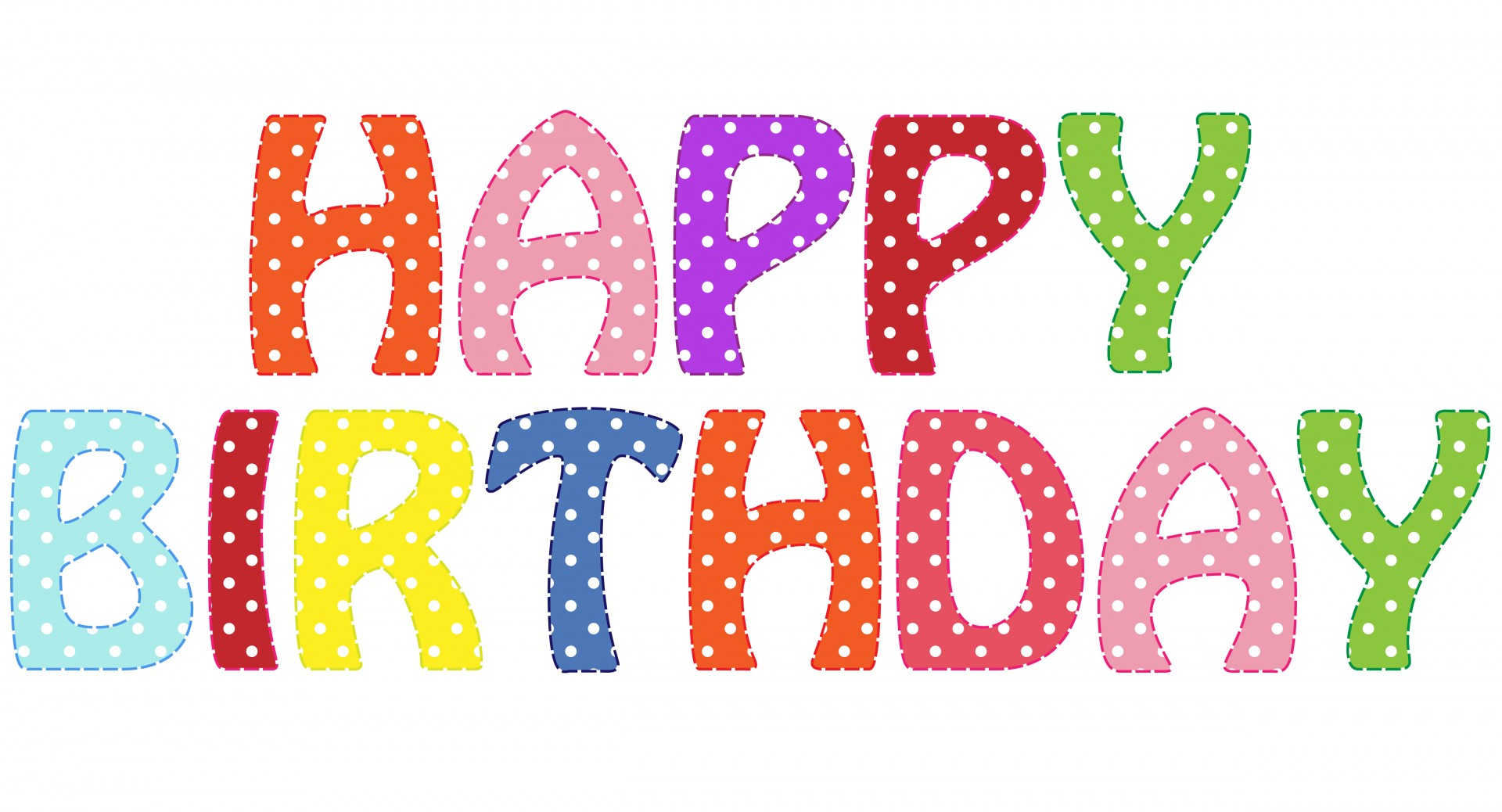 Happy Birthday Moving Clip Art Text Clipart