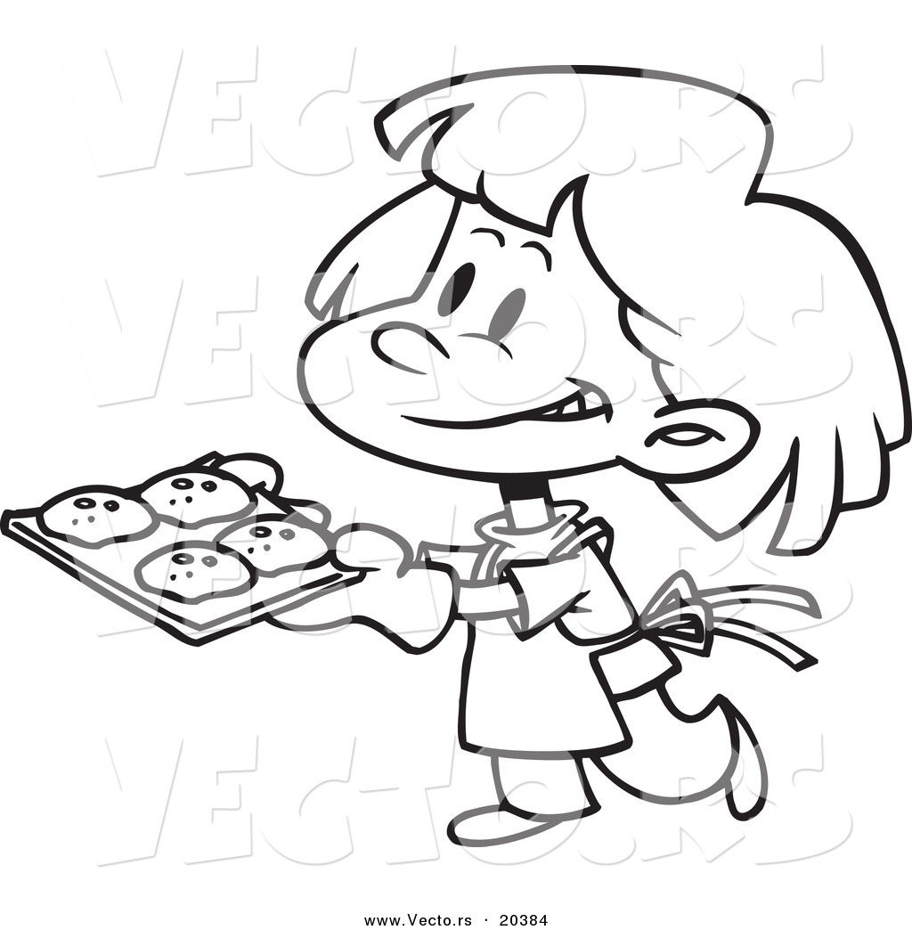 Kids Baking Clipart   Clipart Panda   Free Clipart Images