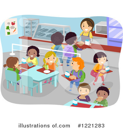 lunchroom clipart clipart suggest School Cafeteria Lunch school cafeteria clipart free