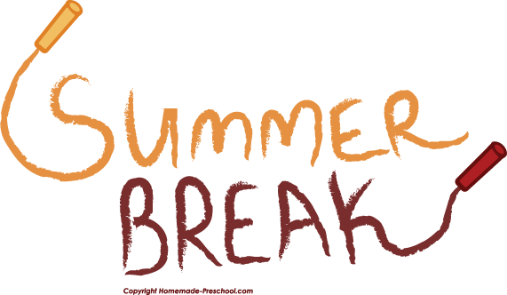 School Closed For Vacation Clipart