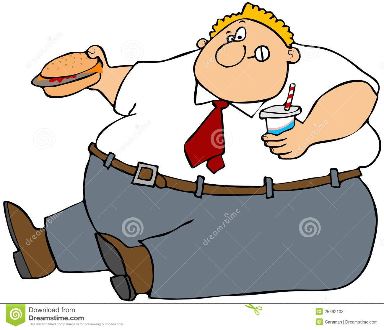 Person Eating Clipart - Clipart Kid