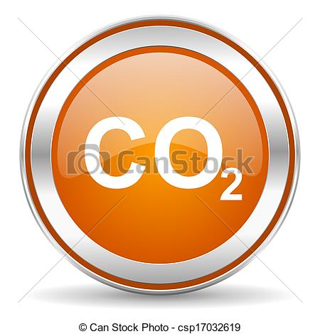 Carbon Dioxide Icon   Csp17032619