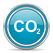 Carbon Dioxide Illustrations And Clipart