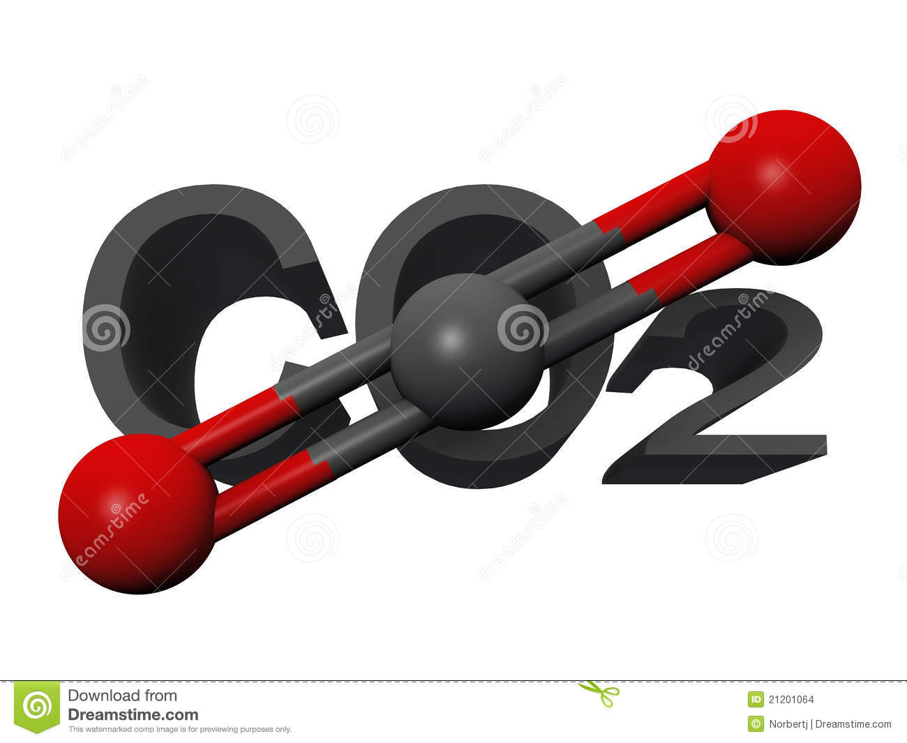Carbon Dioxide Stock Images   Image  21201064