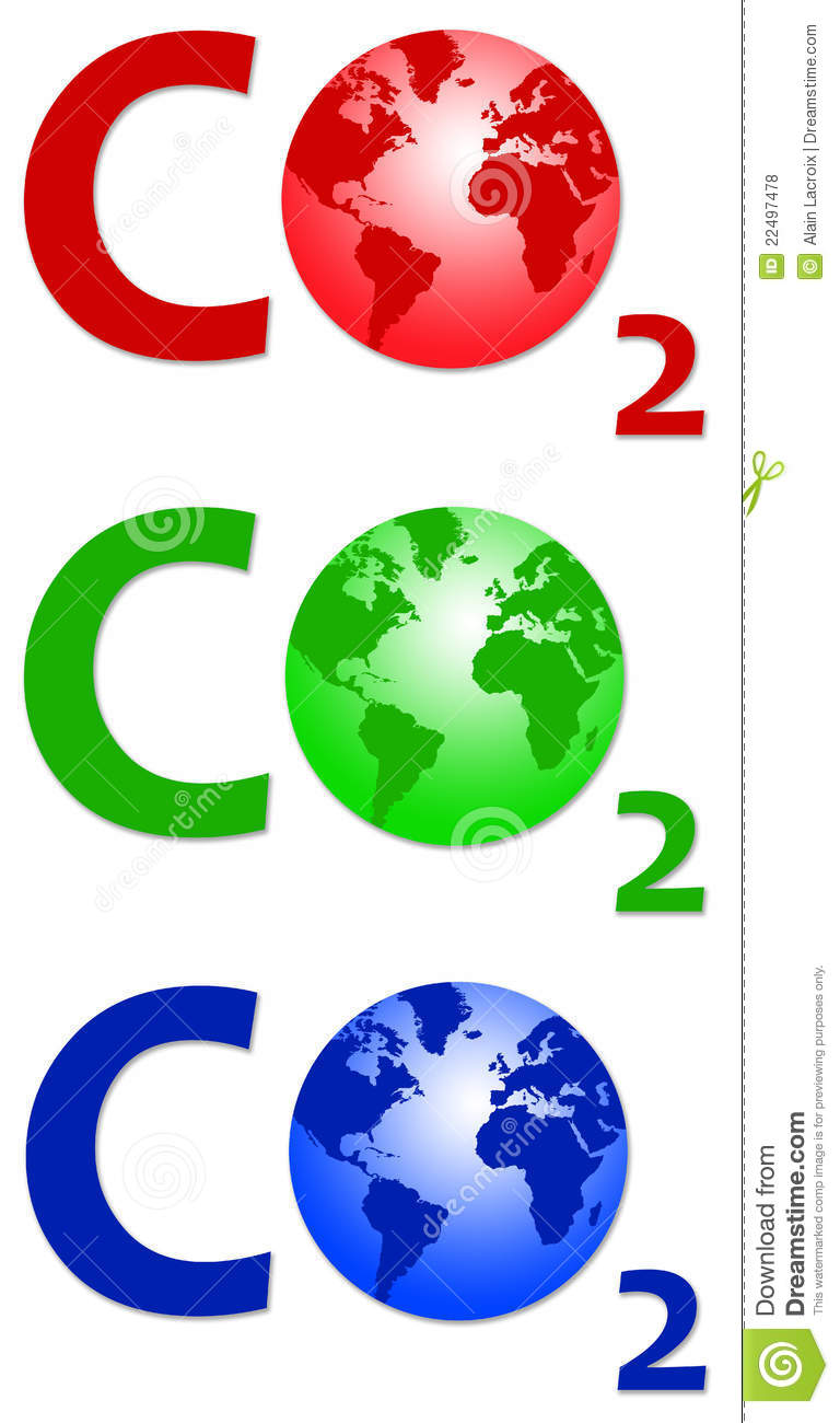Carbon Dioxide The Chemical Named As One Of The Causes Of Global