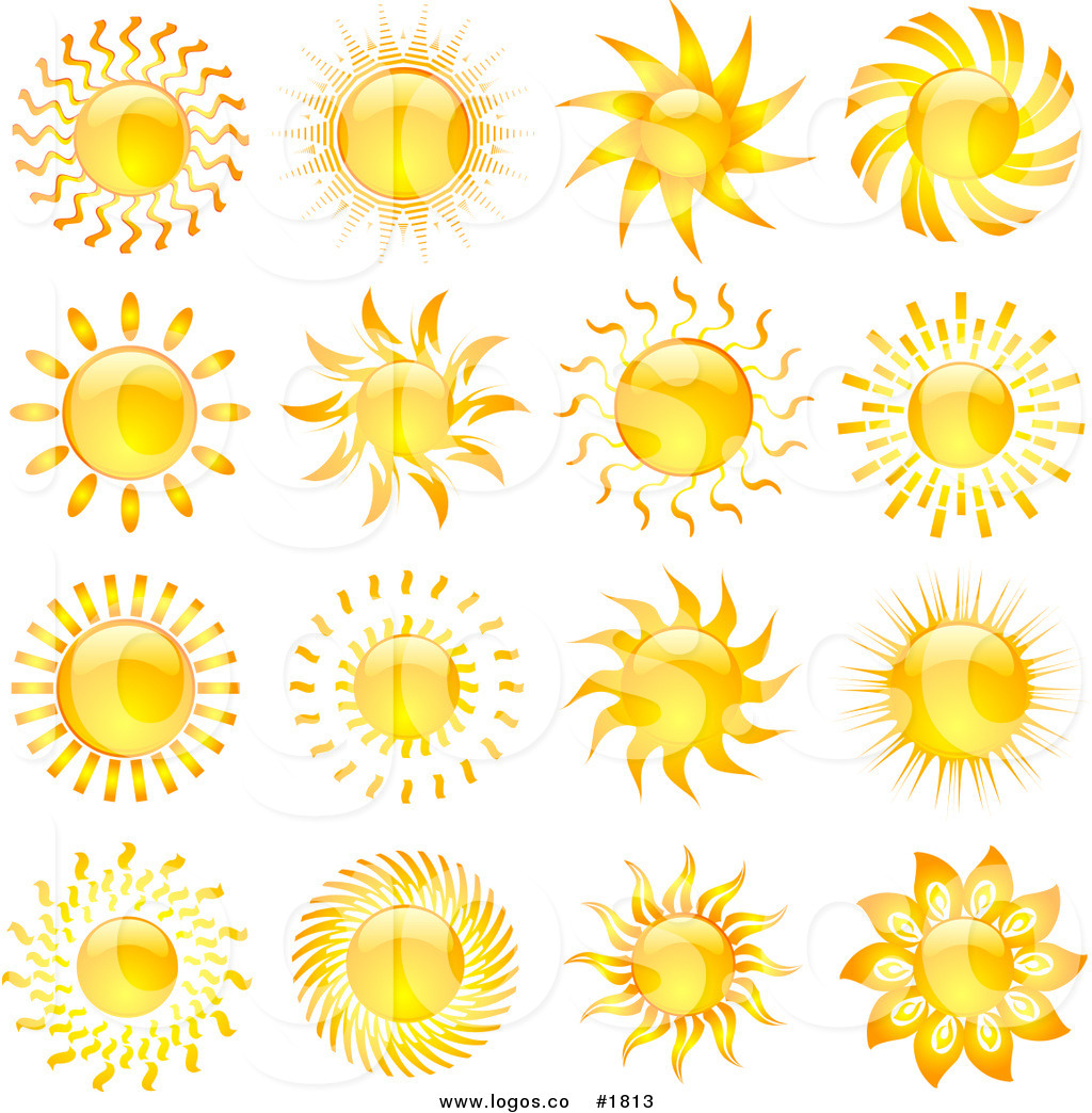 Sun Logo Images Stock Photos amp Vectors  Shutterstock