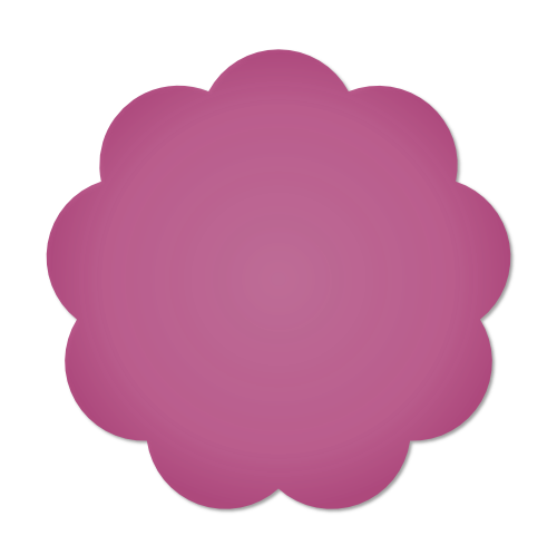 Scalloped Frame Clipart Clipart Suggest