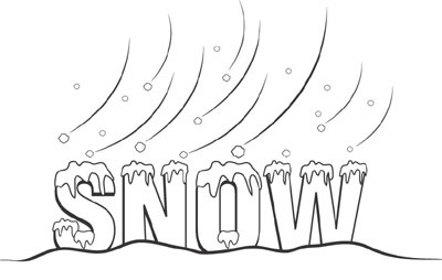 Snow Day Clip Art Free