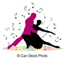 Tango Dance Vector Clipart And Illustrations