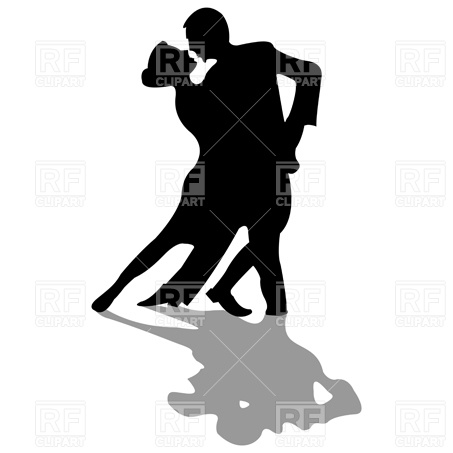 Tango Dancers 2690 People Download Royalty Free Vector Clipart  Eps