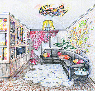 Interior Design Clipart - Clipart Suggest