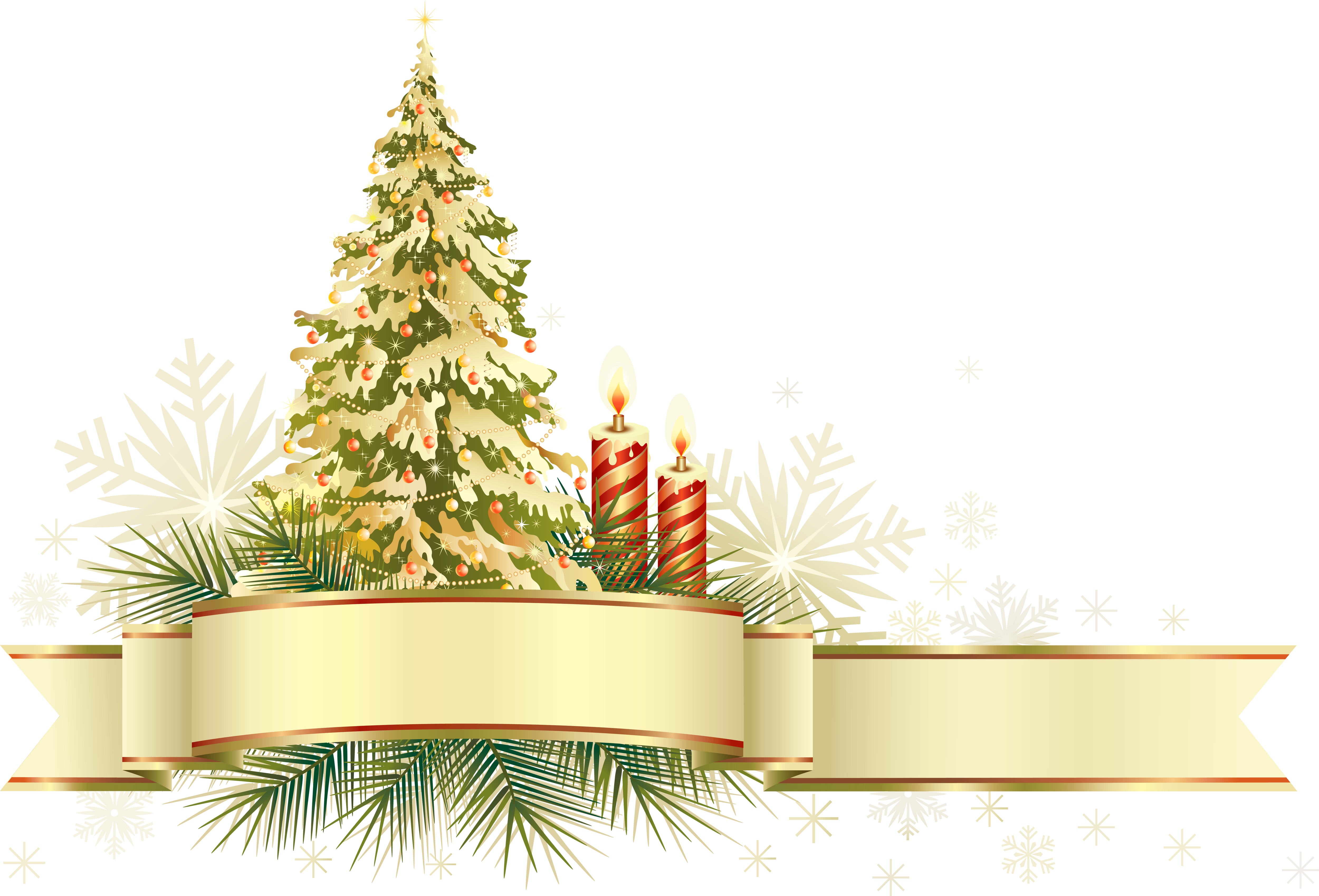 Christmas Tree Frame Png Christmas Pict