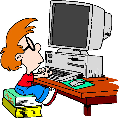 Clip Art   Clip Art Computers 070264