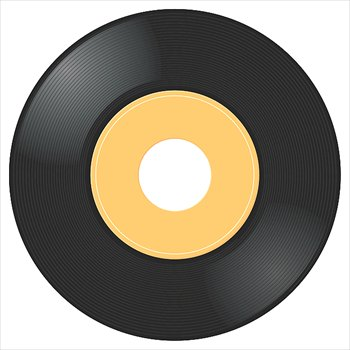 Free 45 Rpm Record Clipart   Free Clipart Graphics Images And Photos