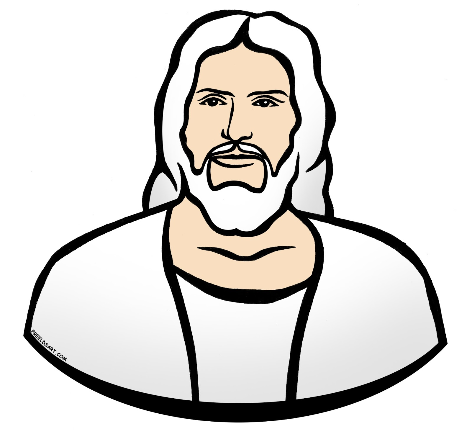 heavenly father clipart clipart suggest Printable Clip Art of Jesus Printable Clip Art of Jesus