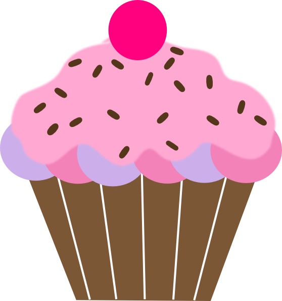 Cupcake Animated Images : Animated Cupcake Clipart - Clipart Suggest