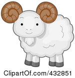 Royalty Free Ram Illustrations By Bnp Design Studio Page 1