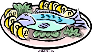 Fish Dinner Clipart   Clipart Panda   Free Clipart Images