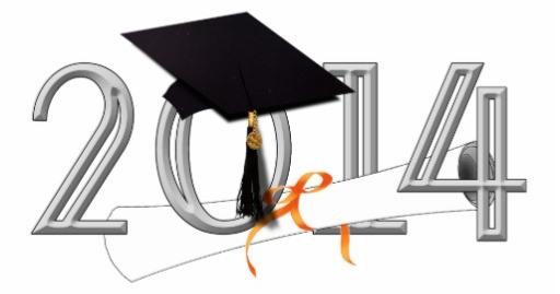 2014 Graduation Clipart - Clipart Suggest